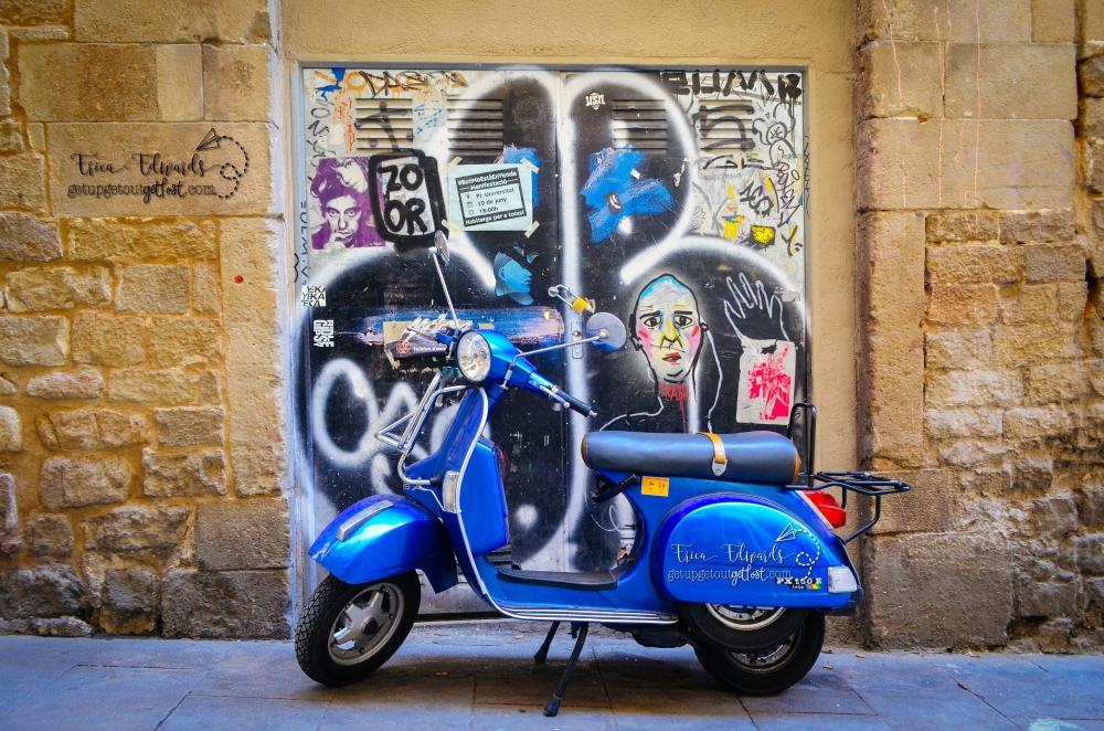 moto barcelona WM