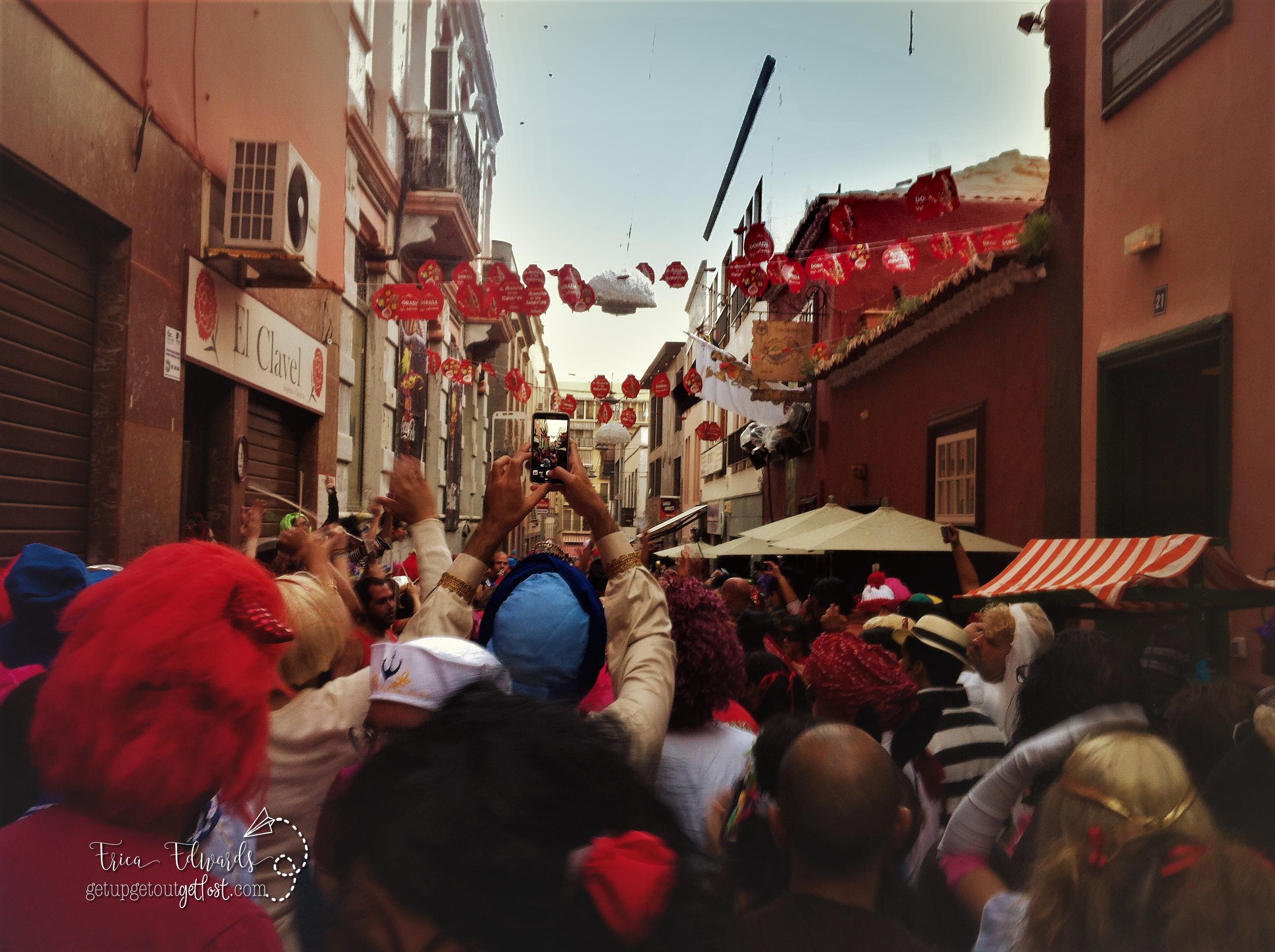 Carnaval de Santa Cruz de Tenerife: The Biggest Bash in the Canary Islands
