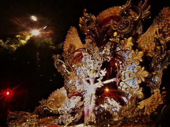 Carnival Queen in Spain