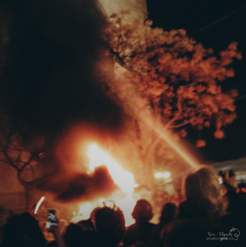 Las Fallas Flames 2