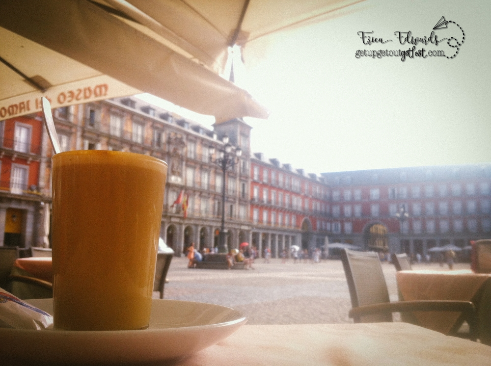 cafe con leche plaza mayor WM