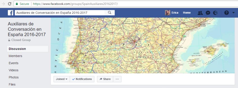 facebook auxiliares