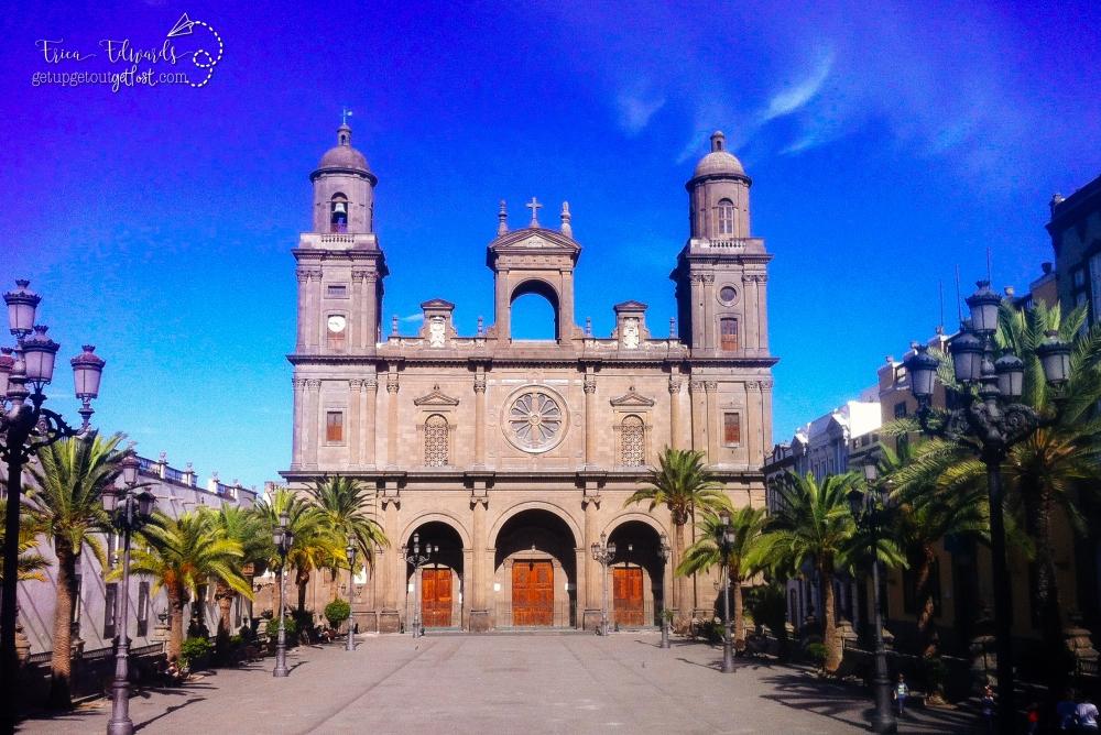 Catedral Santa Ana Las Palmas Gran Canaria WM blog