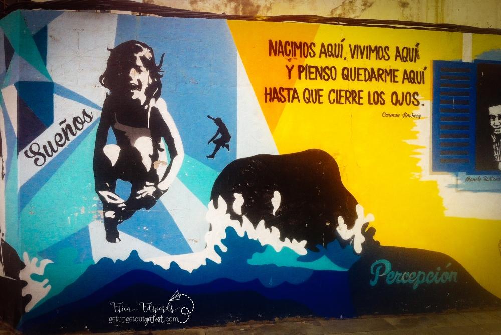 La Isleta Street Art