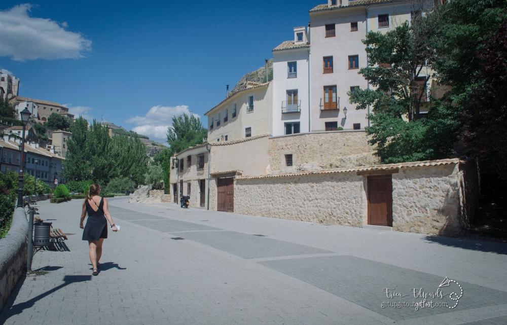 Paseo del Huécar, Cuenca