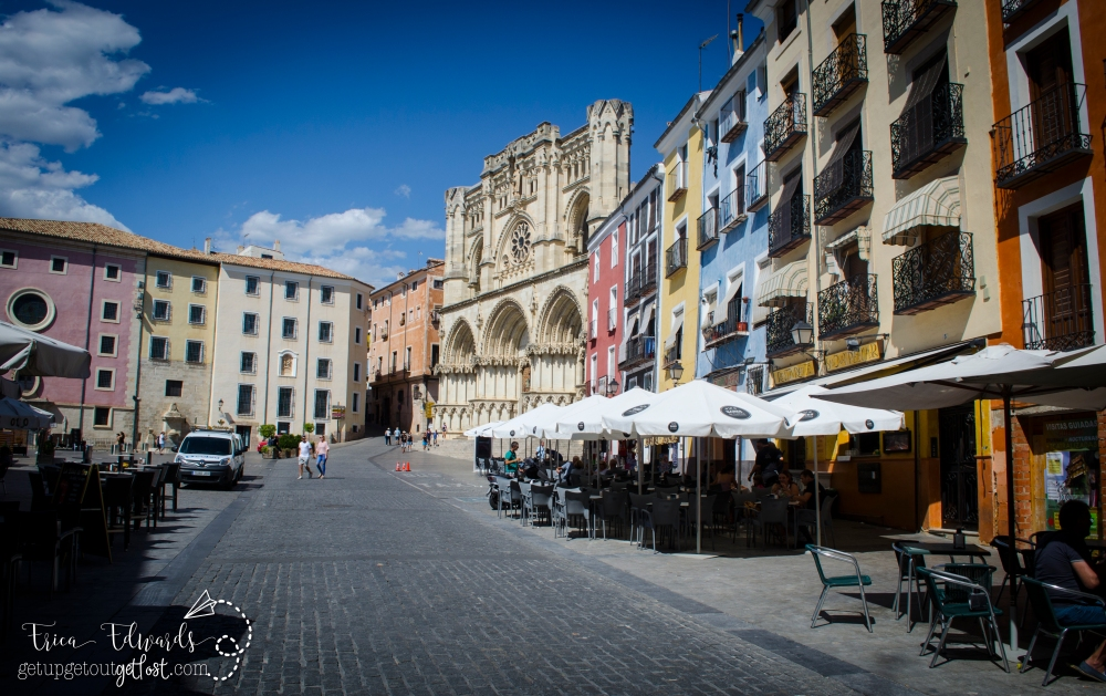 Plaza Mayor Cuenca
