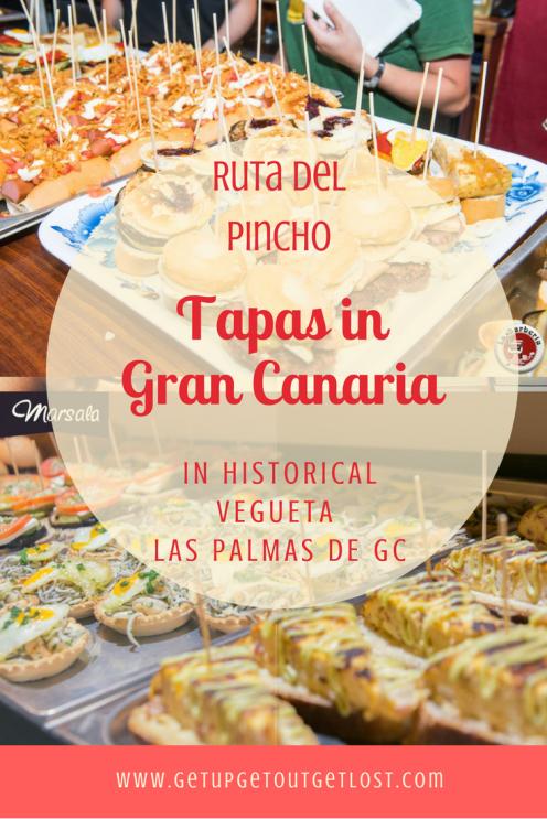 Tapas Thursday in Gran Canaria Ruta del Pincho Vegueta Las Palmas