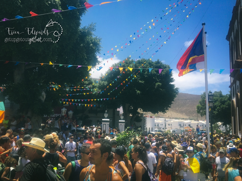 Agaete, Gran Canaria. La Bajada de La Rama. 8-4-2017 (1) wm