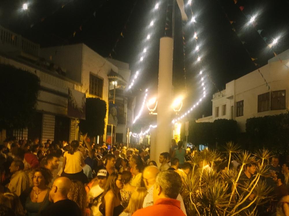 Agaete, Gran Canaria. La Bajada de La Rama. 8-4-2017 (59) WM.jpg