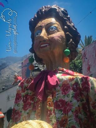 Fiesta de la Rama. Agaete, Gran Canaria, Spain.