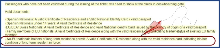 Certificado de Viajes blurb2