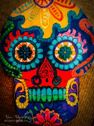 Day of the Dead Calaveras La Salle San Ildefonso 10-2014 WM2