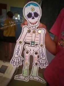 Day of the Dead Skeleton Puppets La Salle San Arucas 10-2017 WM