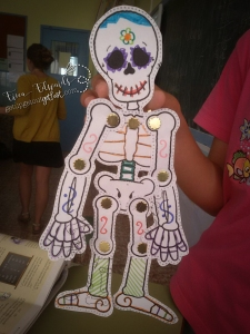 Day of the Dead Skeleton Puppets La Salle San Arucas 10-2017 WM