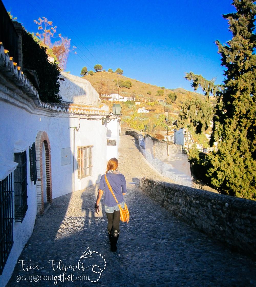 Sacromonte, Granada, Andalucia, Spain