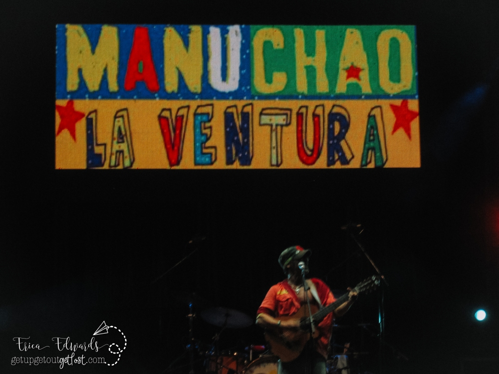 Manu Chao, Madrid, Spain