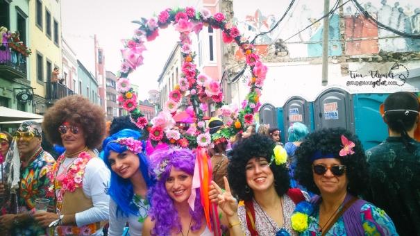 Carnaval del Día. Vegueta, Las Palmas