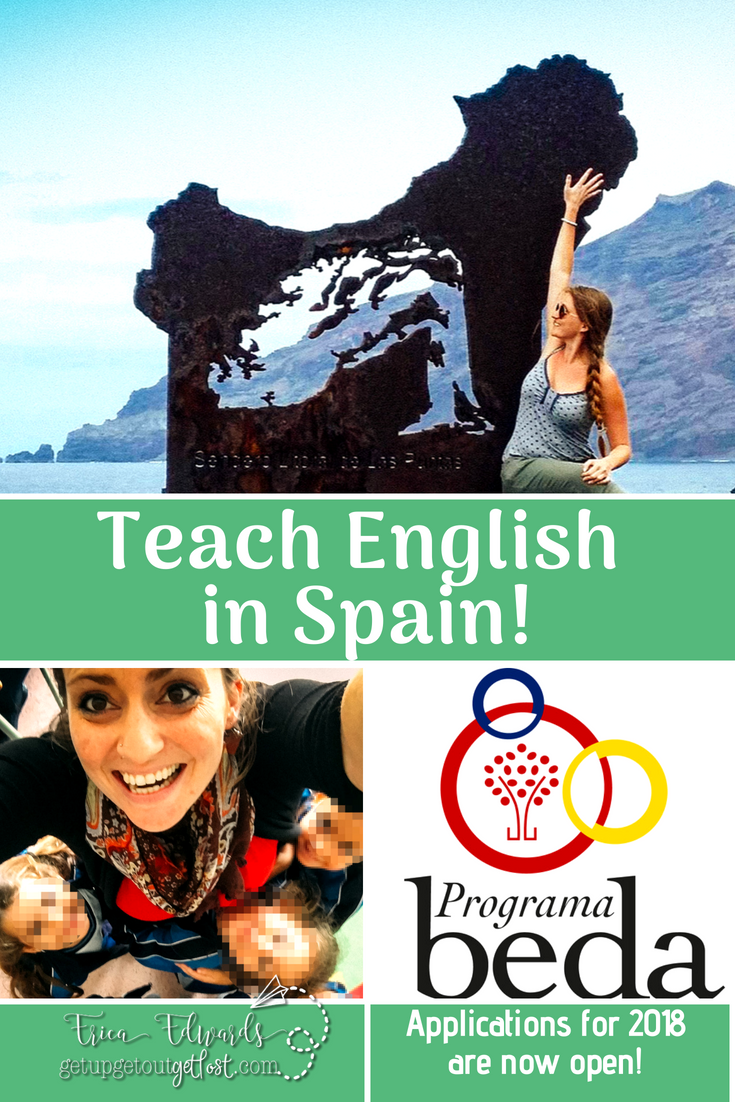Teach English in Spain: BEDA Language Assistants