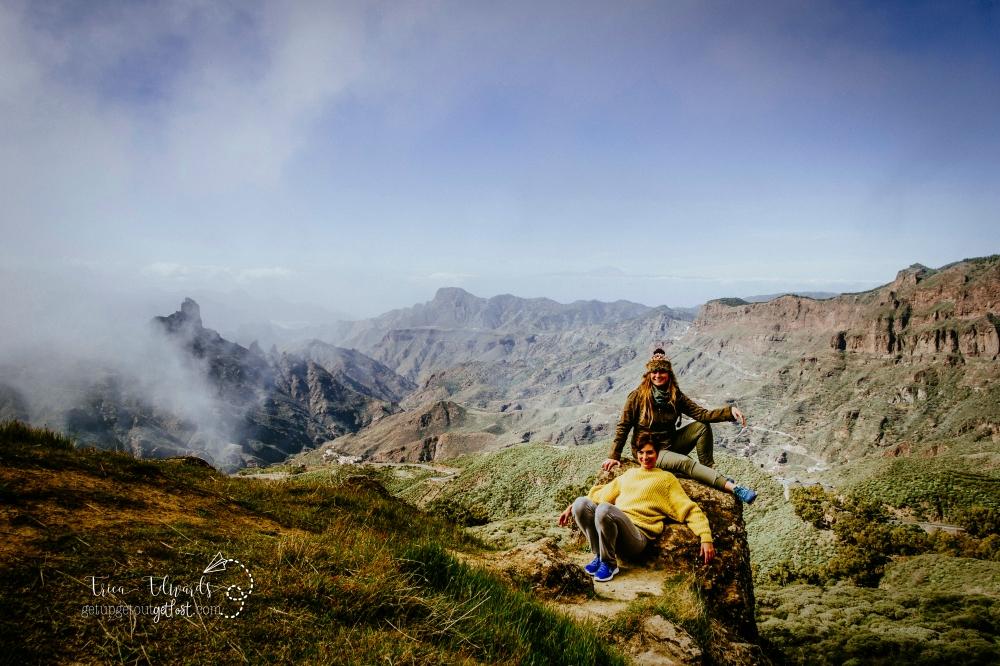 Tejeda, Gran Canaria hike me lina 12 2016.jpg