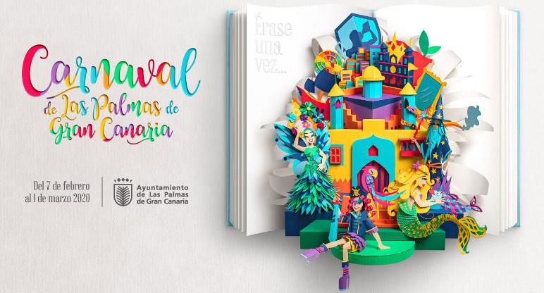 LPA Carnaval 2020 Erase Una Vez LPA Carnaval 2020