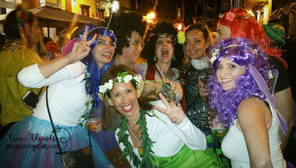 Carnaval del Día. Vegueta, Las Palmas de Gran Canaria