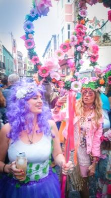 Carnaval del Día. Vegueta, Las Palmas. 2-2017 CGP-FSCG Boost WM