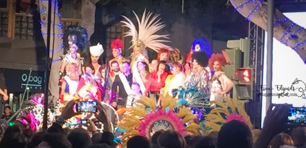 Carnaval Las Palmas de Gran Canaria Cabal Drag 2-2017 Drag Parade CGP-FSCG Boost WM