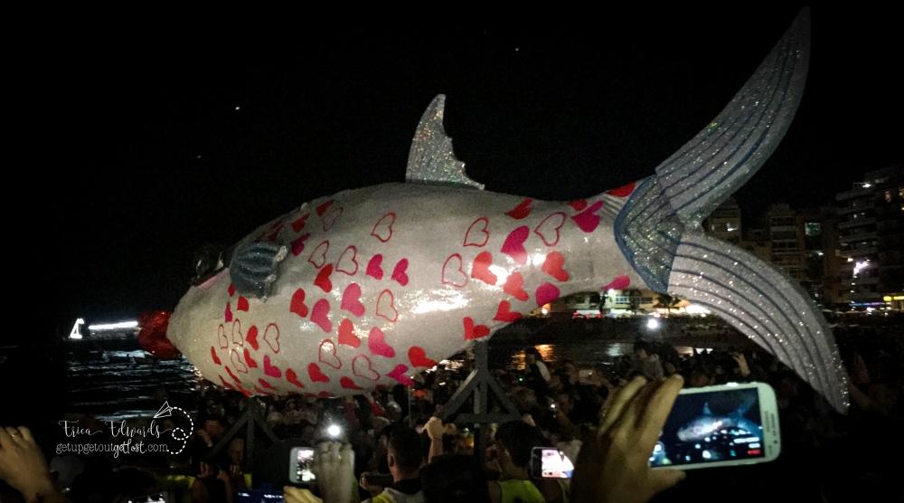 Carnaval Las Palmas de Gran Canaria Entierro de la Sardina