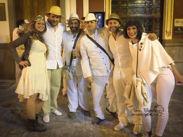 Carnaval Las Palmas de Gran Canaria Los Indianos francis 2-2017 (44) CGP-FSCG bright whites WM