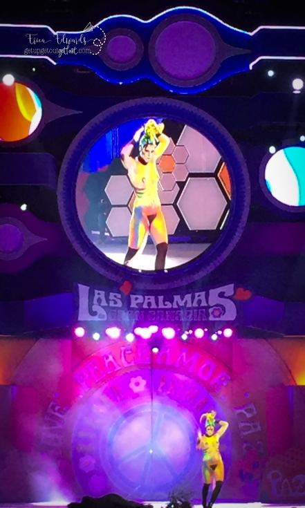 Carnaval Las Palmas de Gran Canaria Maquialleje Corporal. Body Art. 2-2017 (26) CGP-FSCG color pop WM