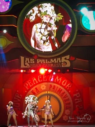 Carnaval Las Palmas de Gran Canaria Maquialleje Corporal. Body Art. 2-2017 (63) CGP-FSCG color pop WM