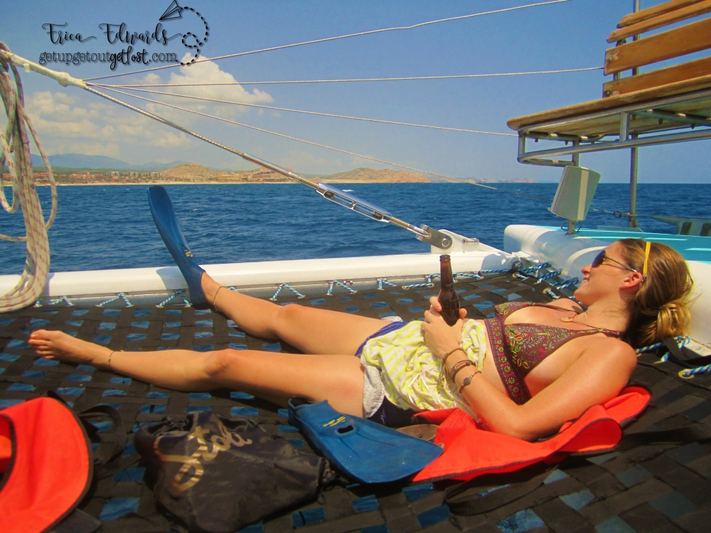 Cabo San Lucas boat arch 7-2012 me katy cruise wm