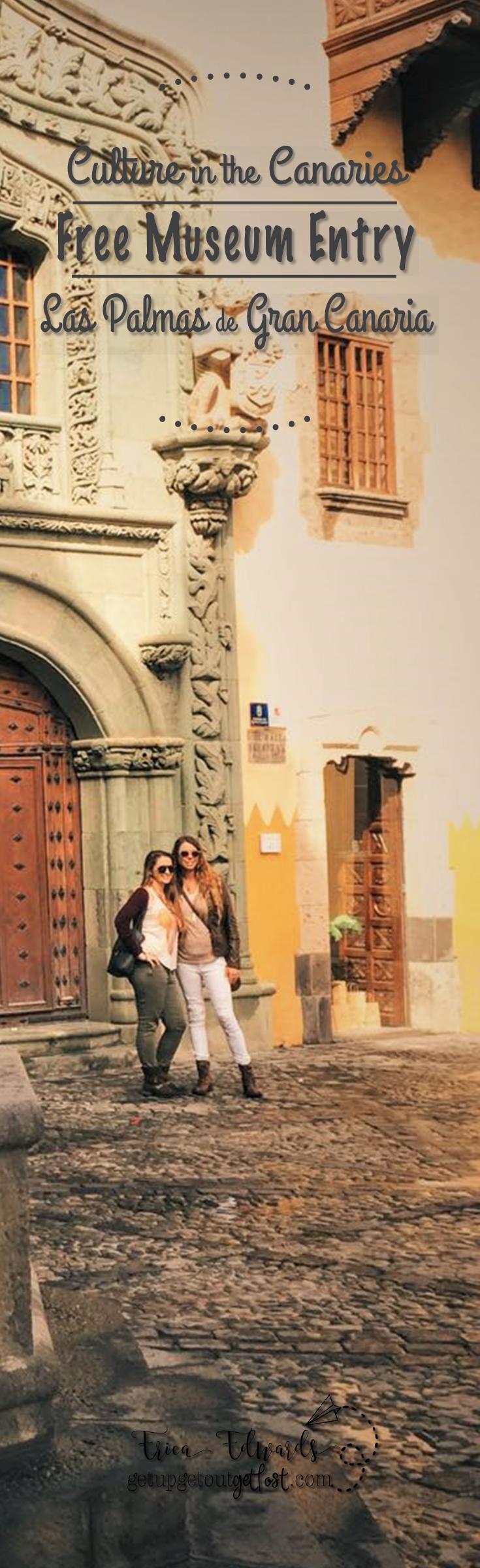 Free Museum Entry to 7 Las Palams Museums