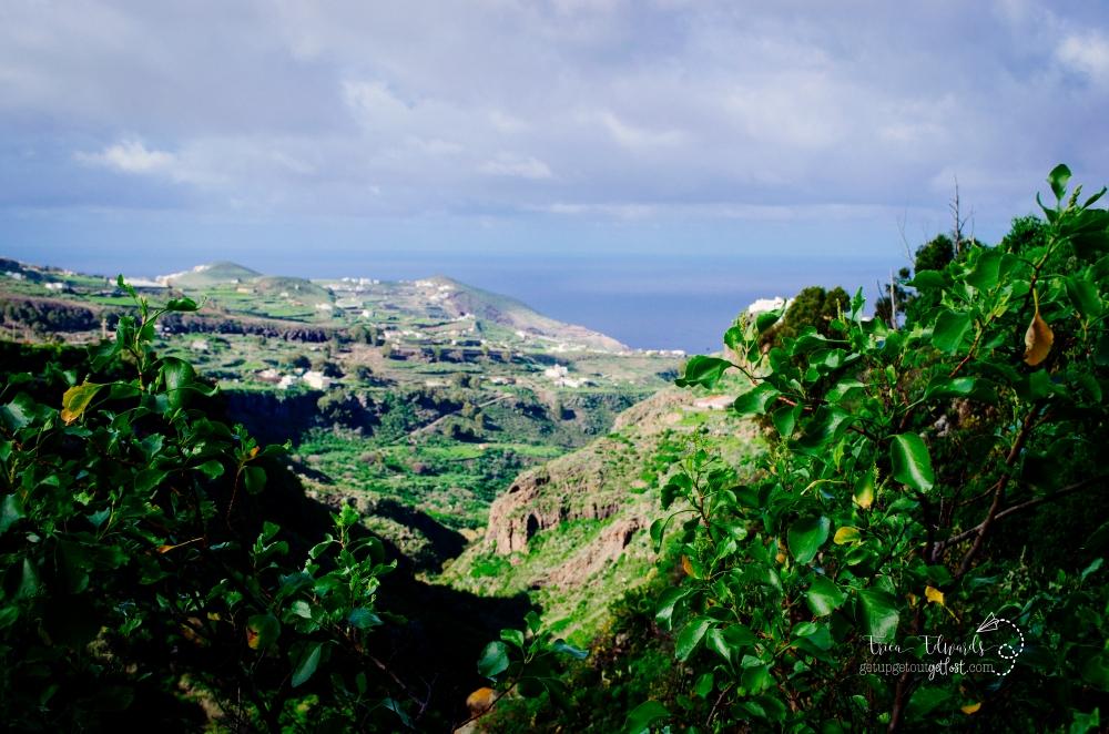 Moya Mirador Gran Canaria