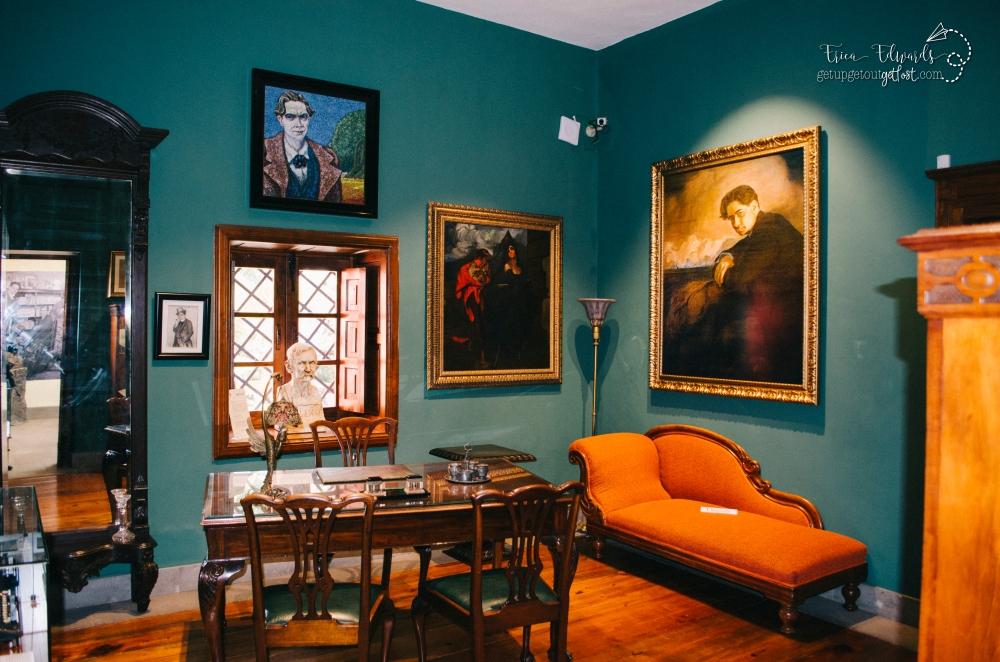 Casa Museo Tomás Moya Morales Museum