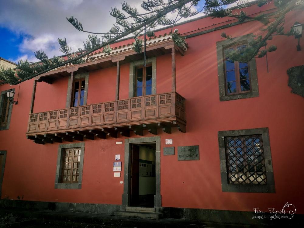 Casa Museo Tomás Morales Museum