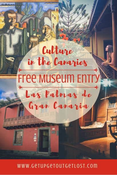 Las Palmas Museums Free Entry