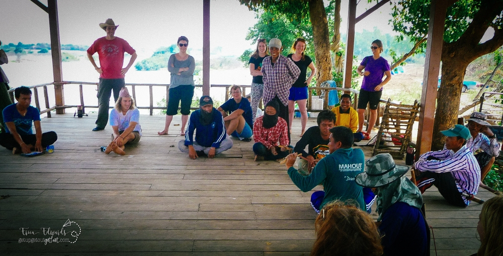 Surin Project: Elephant Conservation in Thailand: Mahout Olympics