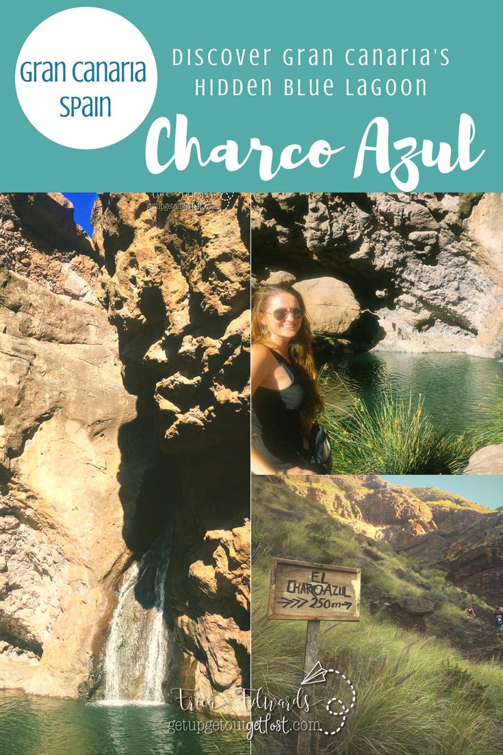 Charco Azul Blue Lagoon in Gran Canaria