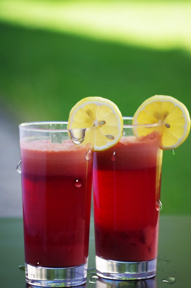 Tinto de Verano in Spain