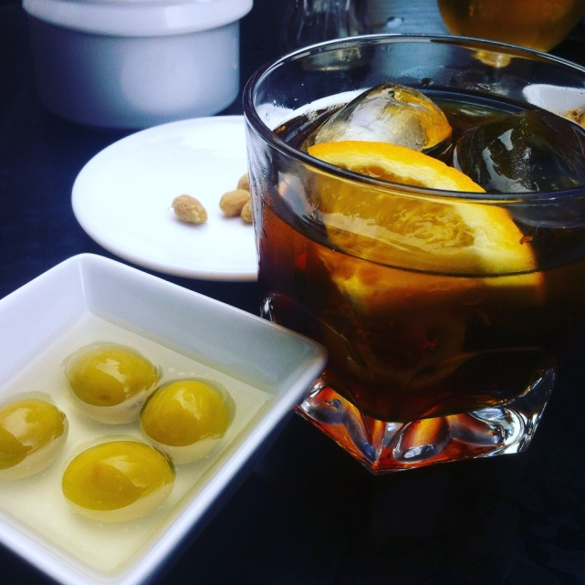 Vermouth in La Latina, Madrid
