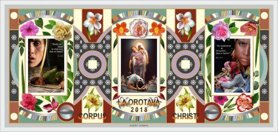 Alfombras de La Orotava Theme 2018