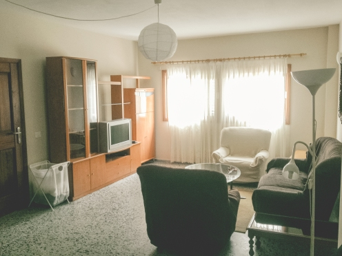 My first flat in the Canary Islands
