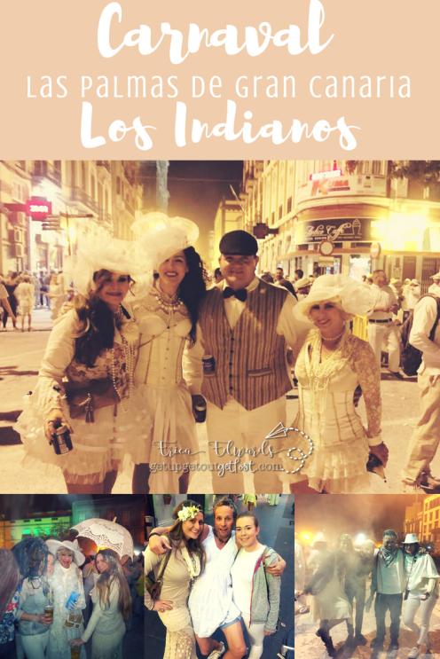 Los Indianos Carnival