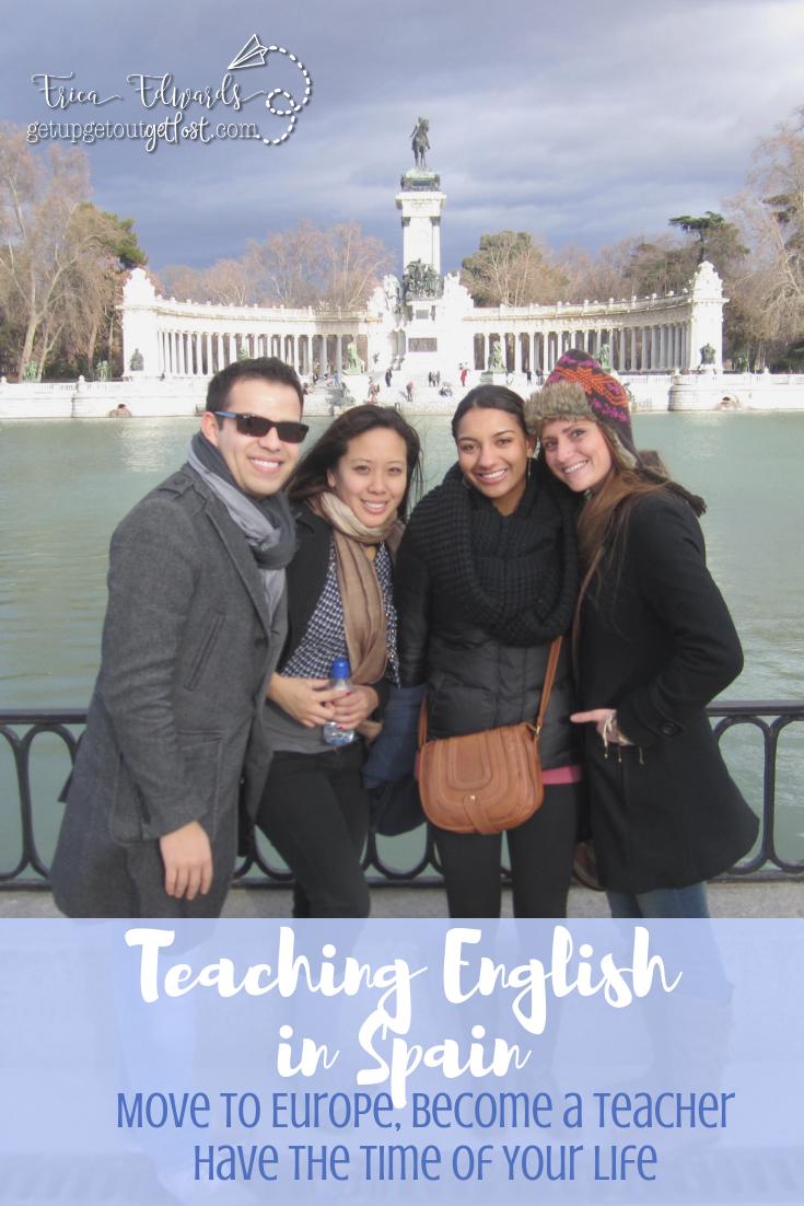Teach English in Spain as an Auxiliar de Conversación Language Assistant