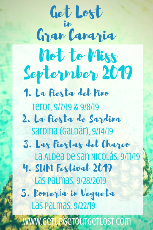 September 2019 Events in Gran Canaria