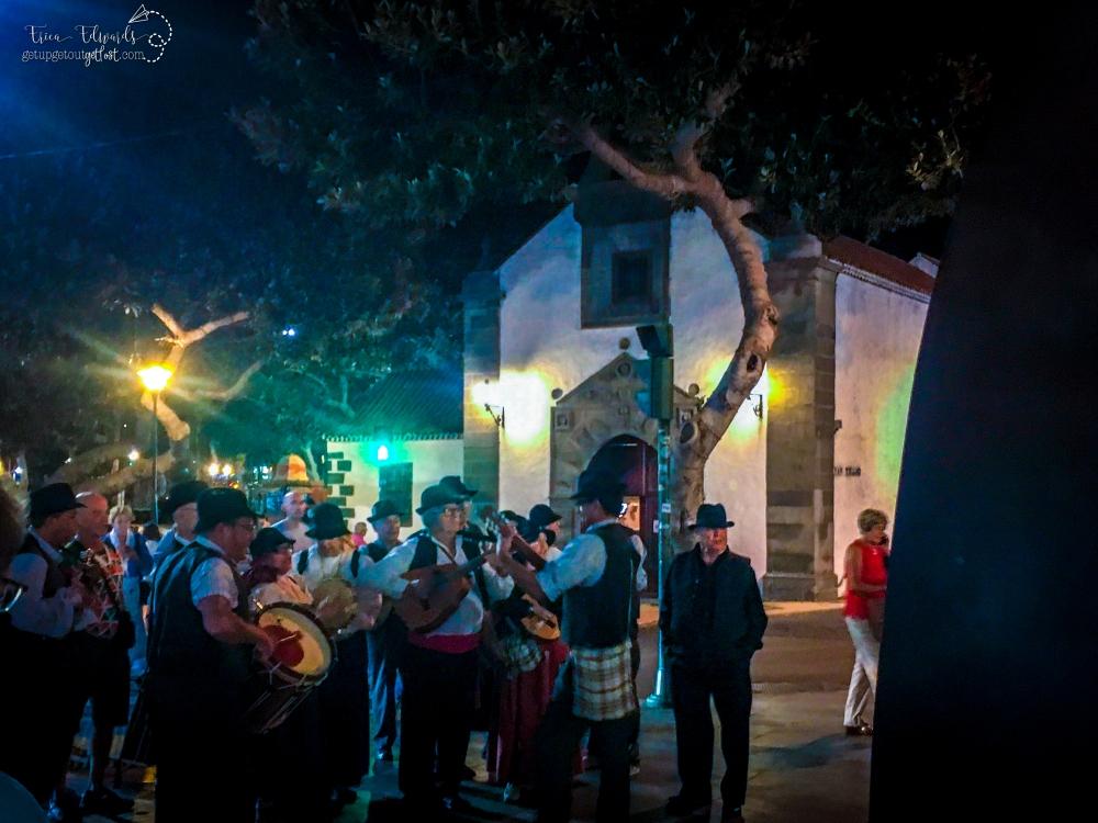 La Noche de Finaos Las Palmas de Gran Canaria