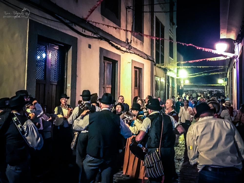 La Noche de Finaos Vegueta Gran Canaria