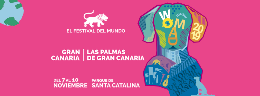 WOMAD Gran Canaria 2019