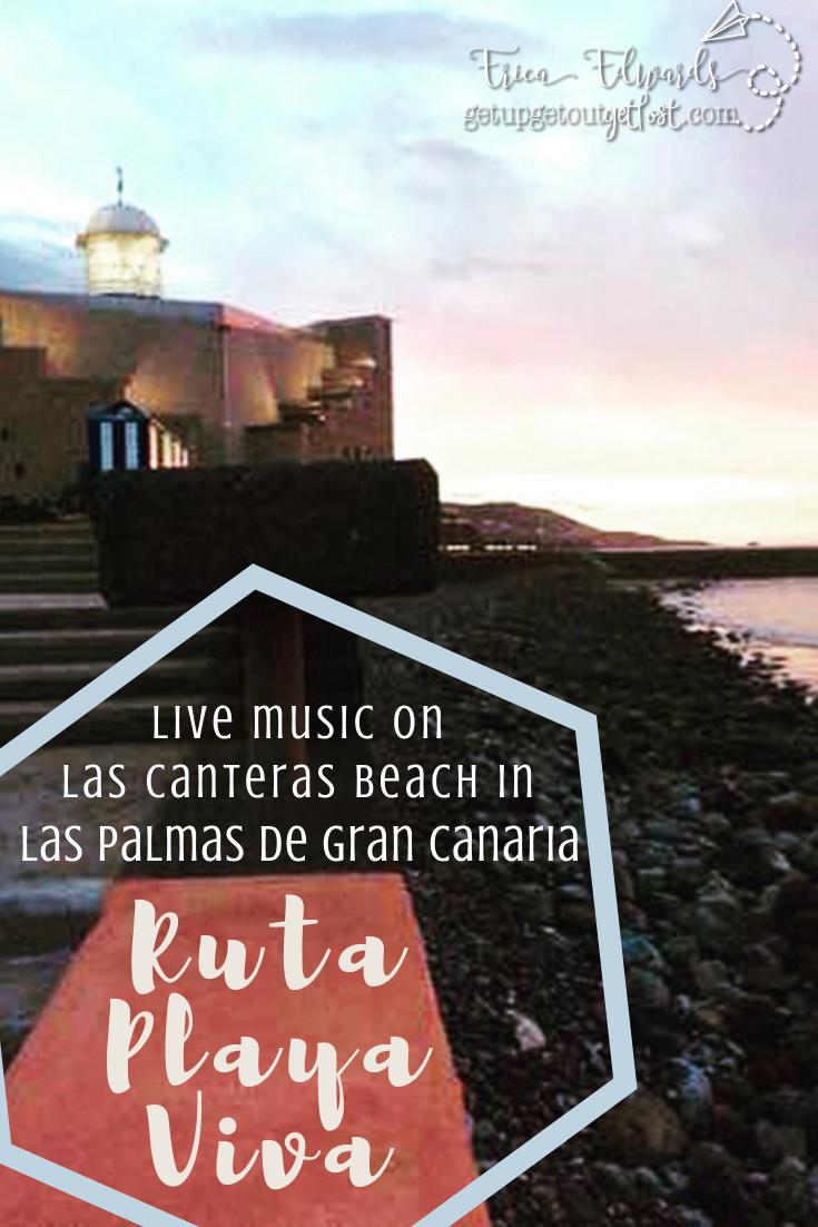 Ruta Playa Viva Live Music in Las Palmas de Gran Canaria